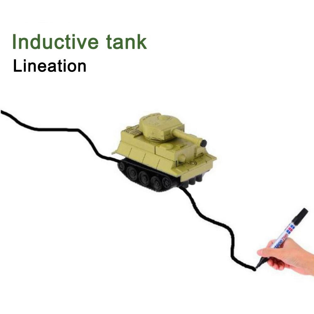 MINI Magic Pen Inductive Fangle Children's CAR Truck Tank Toy Car