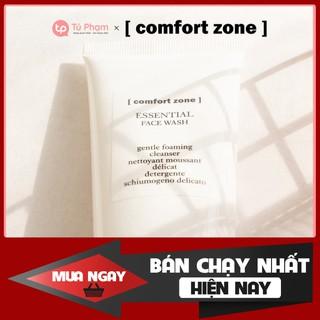 XẢ NGHỈ BÁN Kem Rửa Mặt Comfort Zone Essential Face Wash 150ml XẢ NGHỈ BÁN thumbnail