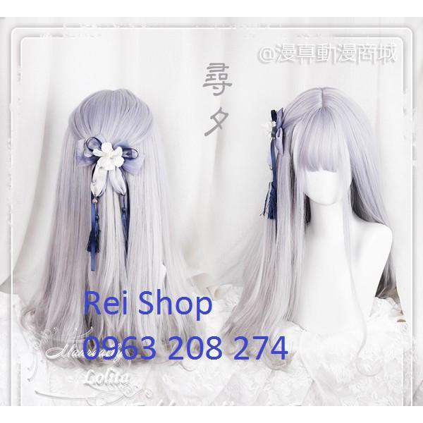 wig Manreally - tóc giả lolita - 2986117 , 439978381 , 322_439978381 , 210000 , wig-Manreally-toc-gia-lolita-322_439978381 , shopee.vn , wig Manreally - tóc giả lolita