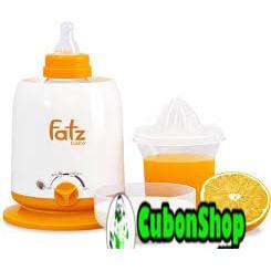 Máy hâm sữa Fatz new 4 chức năng FB3002SL - Đủ