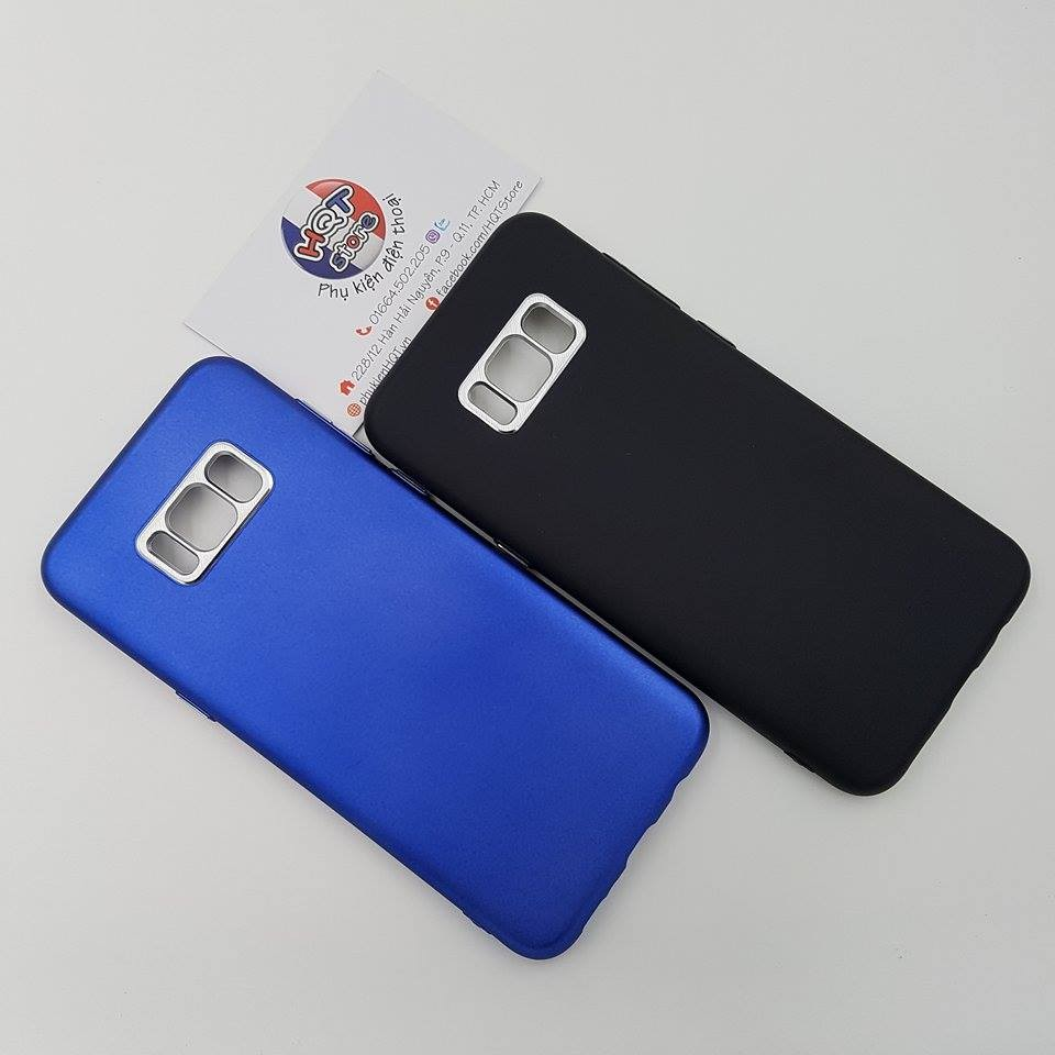 [Xả Hàng chỉ 50k] Ốp lưng Likgus nhám cho Samsung S8 / S8 Plus