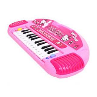 Đàn Piano Kitty Có Nhạc Xinh Xắn Cho Bé Yêu
