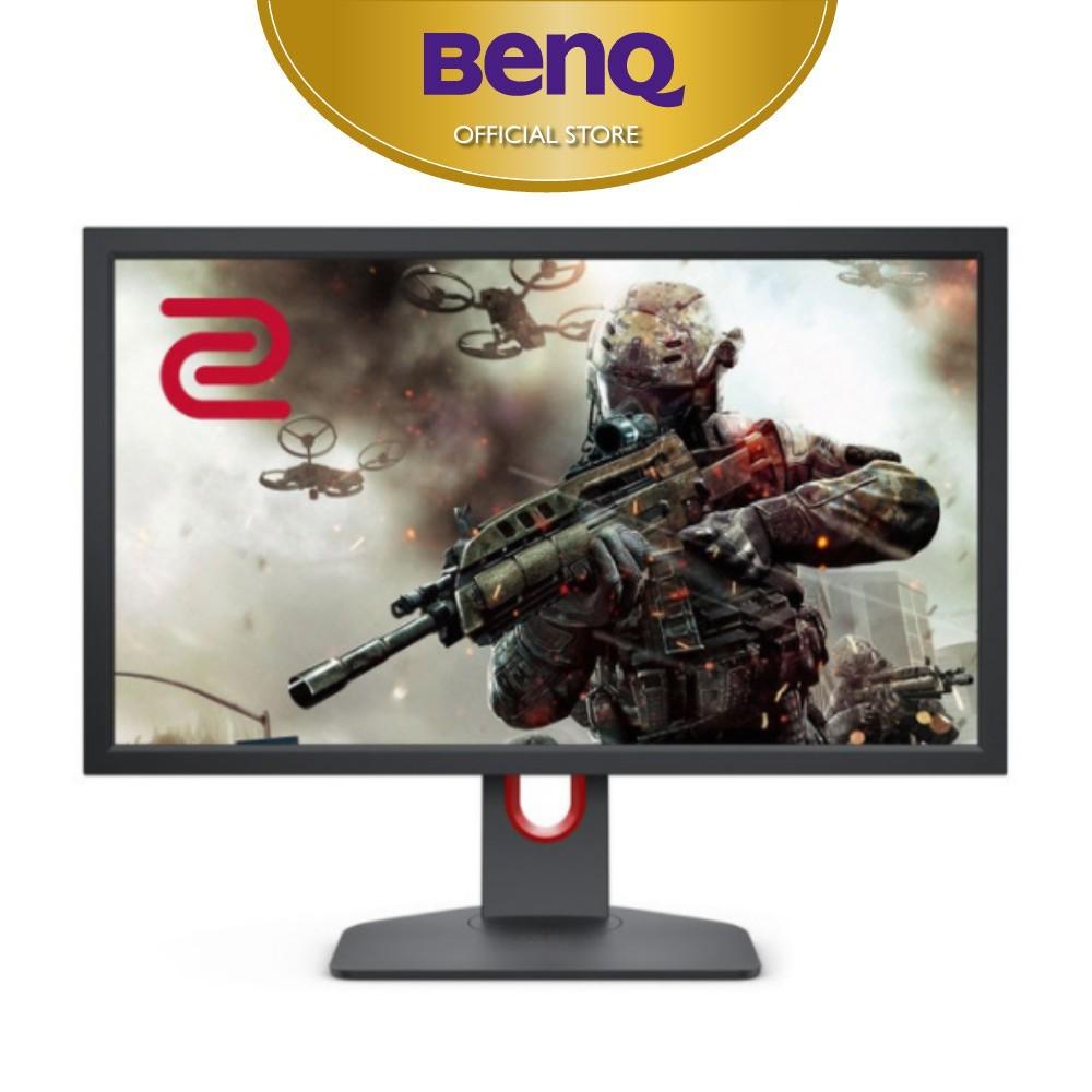 Màn hình Gaming BenQ ZOWIE XL2411K 144Hz DyAc 24 inch 1ms chuyên các loại Game Esports