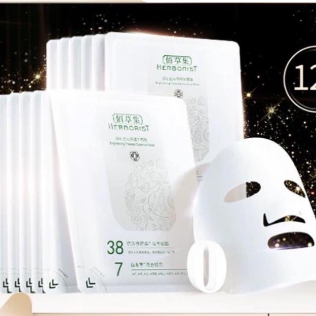 Mặt nạ Herborist trắng da - 2M giá rẻ