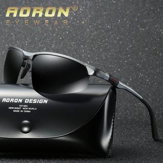 Mắt kính phân cực thể thao A3121- AORON, kính thời trang nam
