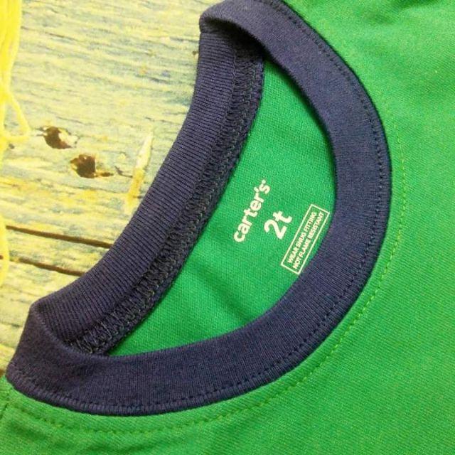 Hình ảnh xả kho Set 01 bộ Carter hàng chính hãng màu xanh con rùa-3