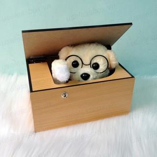 Chiếc hộp vô dụng. Useless Box có thú bông – 30 Mode