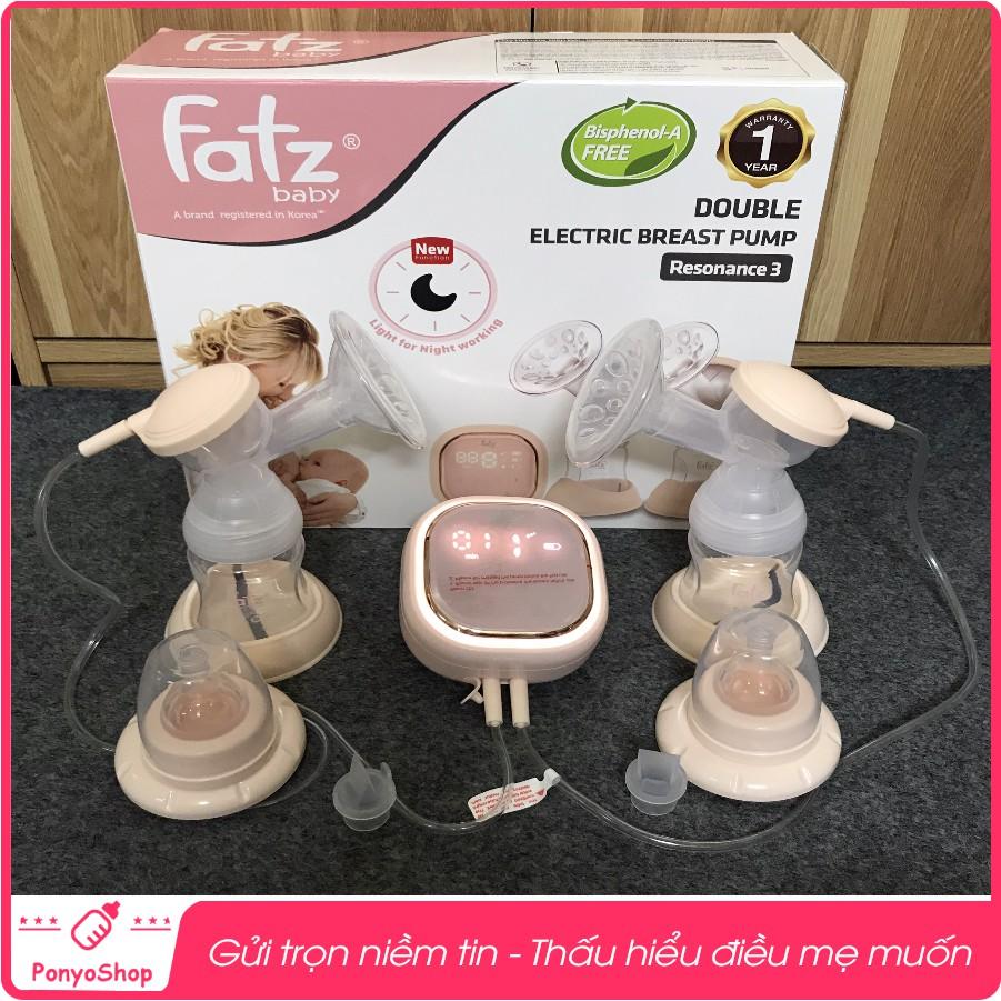 Máy Hút Sữa Điện Đôi Resonance 3 Fatz Baby FB1160VN
