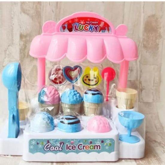 ✰➠ Đồ chơi mô hình kem 1 món độc đáo