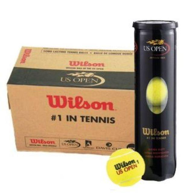Bóng tennis Wilson US Open - Hộp 4 quả - WU4