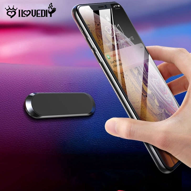 [DS] Giá Đỡ Điện Thoại Nam Châm Gắn Xe Ô Tô Tiện Lợi Cho Samsung/Iphone/Xiaomi/Iphone 11 Pro