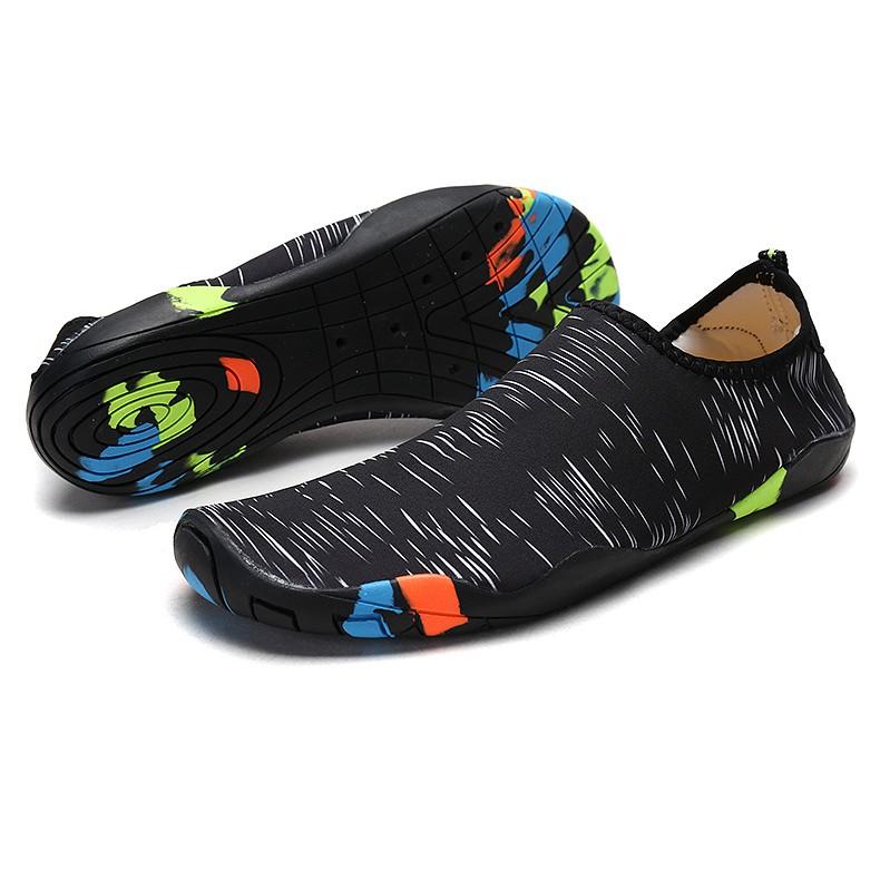 Giày đi biển unisex loại dầy cao cấp bảo vệ chân khi đi trên sỏi cát