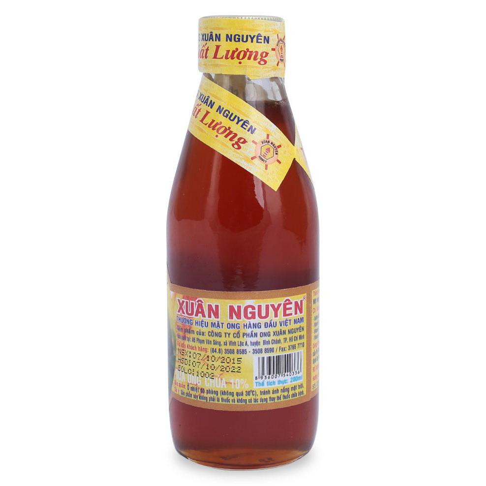 Mật Ong Rừng Sữa Ong Chúa U Minh Xuân Nguyên 200ML