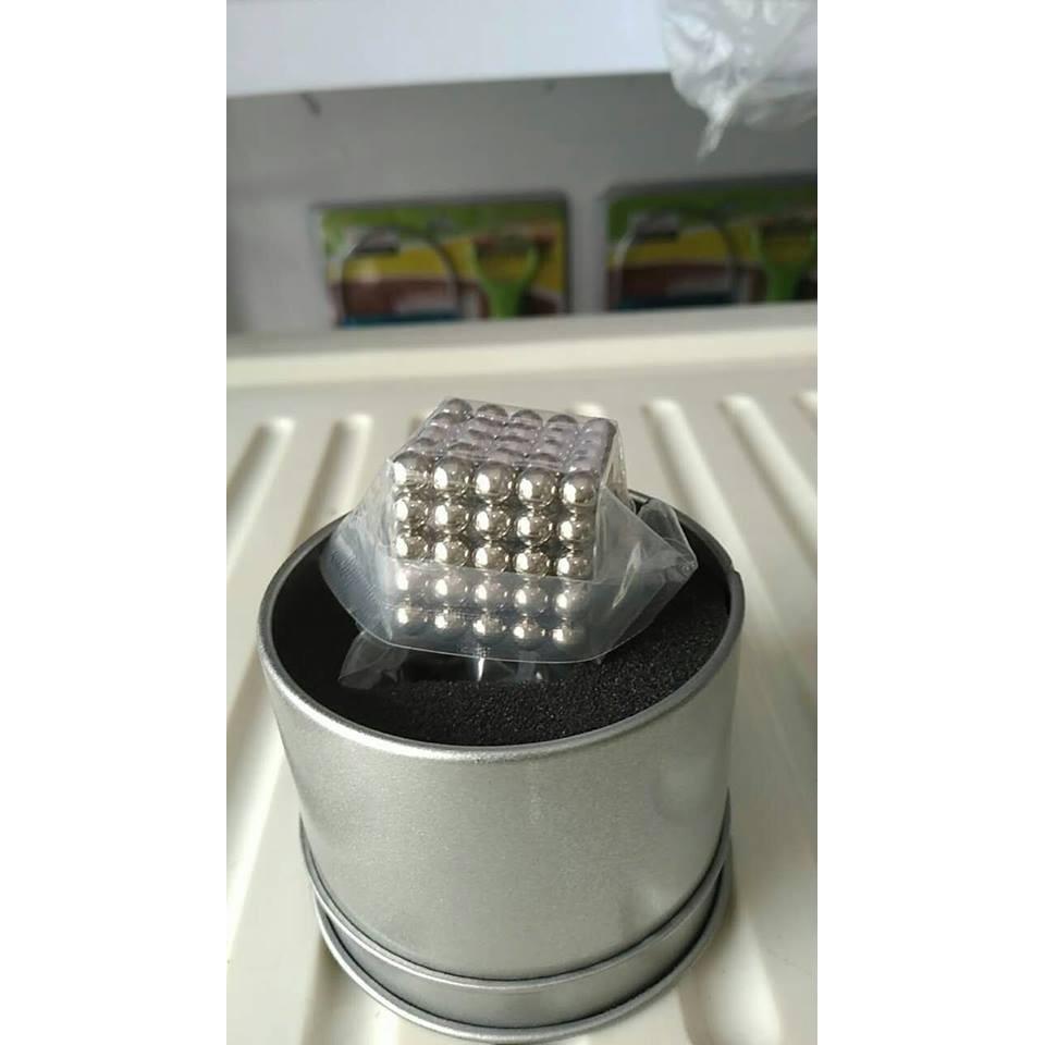 Bộ bi nam châm Buckyballs - 216 viên 5mm