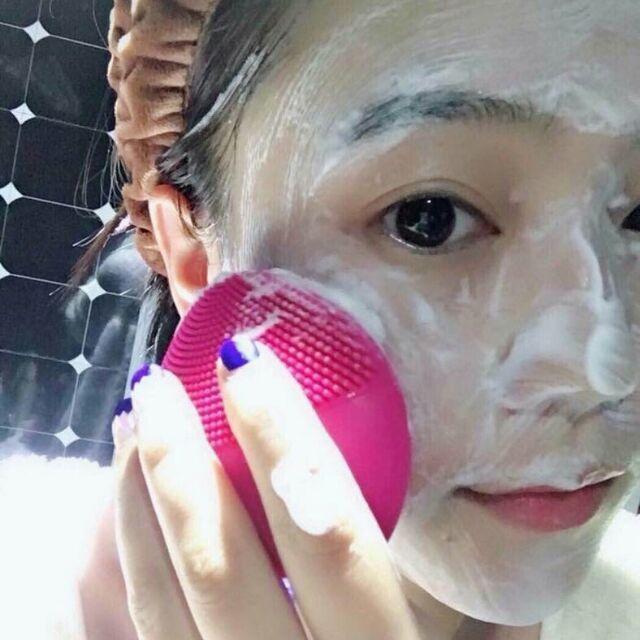 Combo 10 Máy rửa mặt massage