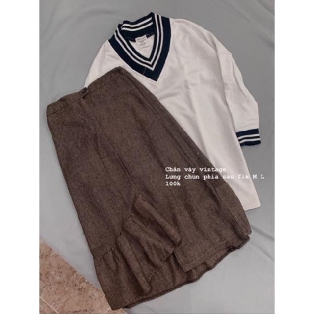 1427535972 - Chân váy vintage