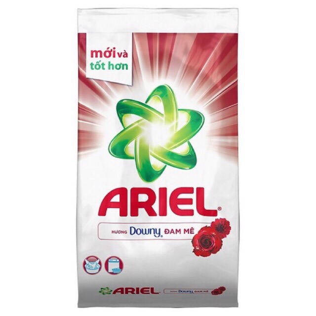 Bột Giặt Ariel Hương Downy 5kg