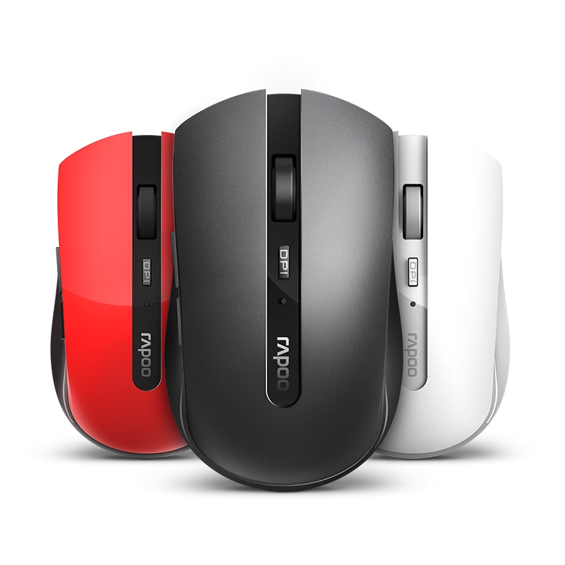wireless mouse✖❐□Leibai 7200M Wireless Mouse Bluetooth 4.0 mute mac Xiaomi notebook office unlimited Girl Apple Comput