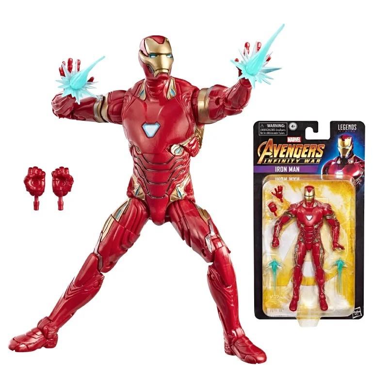 Đồ chơi Hasbro huyền thoại IronMan Marvel