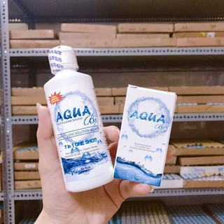 [Mã FMCGSALE giảm 5% đơn 300K] nước ngâm kính,nước nhỏ mắt áp tròng Aqua thumbnail