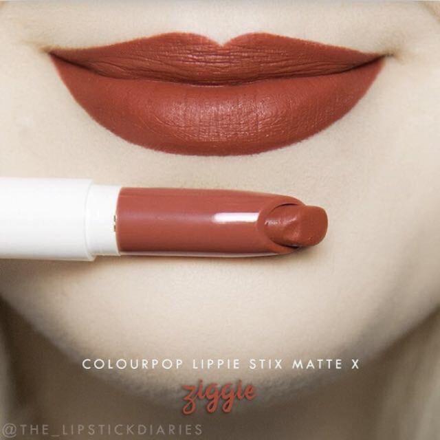 Son Colourpop Lippie Stix màu Ziggie Goldie Frenchie - 22860504 , 3201095044 , 322_3201095044 , 290000 , Son-Colourpop-Lippie-Stix-mau-Ziggie-Goldie-Frenchie-322_3201095044 , shopee.vn , Son Colourpop Lippie Stix màu Ziggie Goldie Frenchie