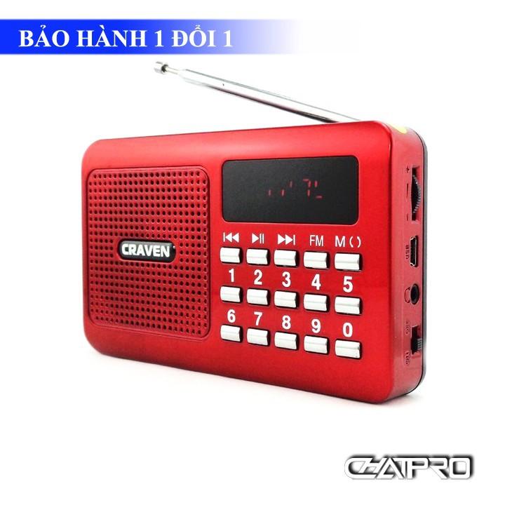 Radio mini nghe đài, nghe nhạc thẻ nhớ, USB Craven CR-16 Gía Rẻ Miền Bắc - 23035893 , 6412821745 , 322_6412821745 , 177000 , Radio-mini-nghe-dai-nghe-nhac-the-nho-USB-Craven-CR-16-Gia-Re-Mien-Bac-322_6412821745 , shopee.vn , Radio mini nghe đài, nghe nhạc thẻ nhớ, USB Craven CR-16 Gía Rẻ Miền Bắc