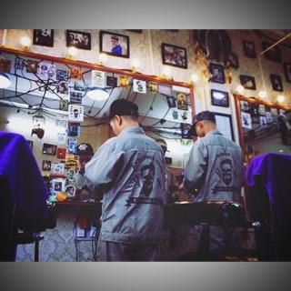 Đồng phục barber shop