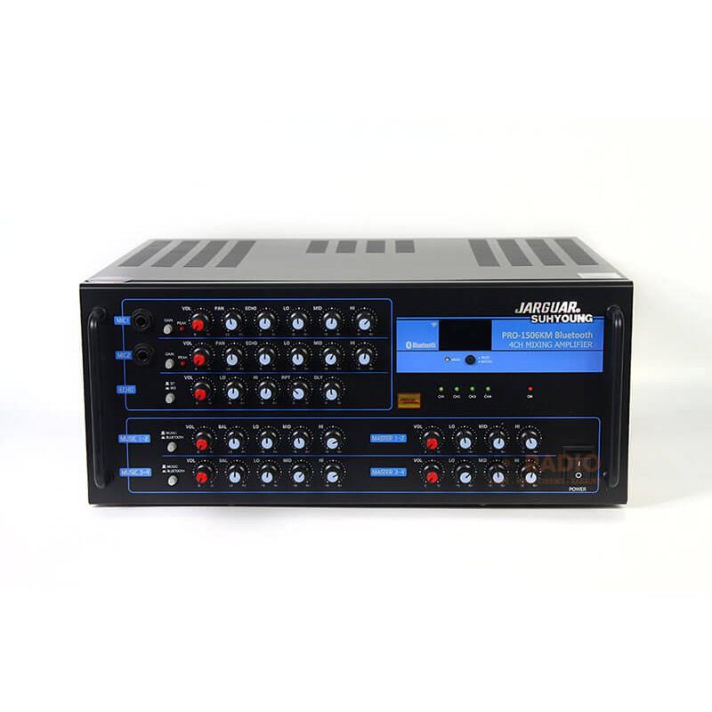 Amply Karaoke Jarguar Pro-1506KM