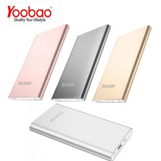 ✪ CHÍNH HÃNG ✪ Sạc dự phòng Yoobao Polymer 5000mAh PL5