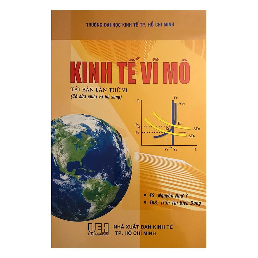 Sách - Kinh Tế Vĩ Mô ( TS. Nguyễn Nh