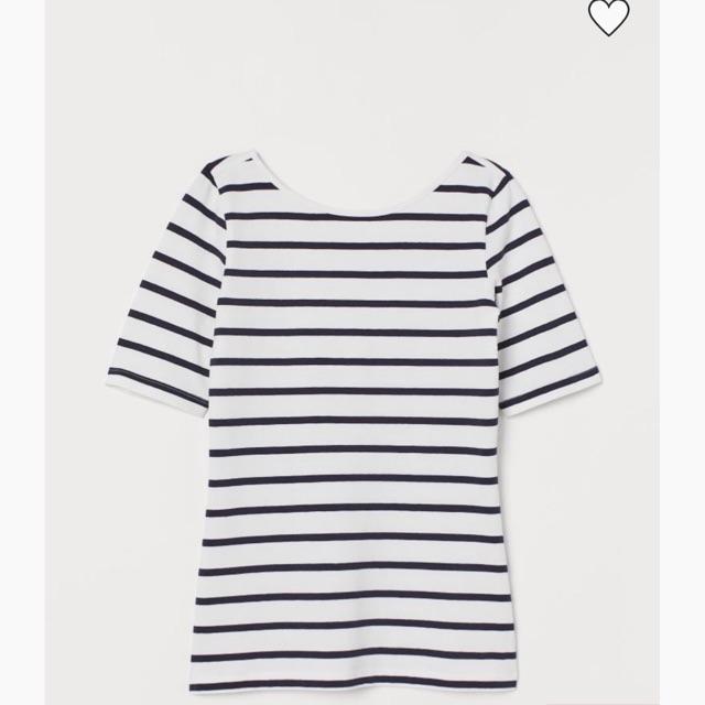 Áo thun H&M chính hãng
