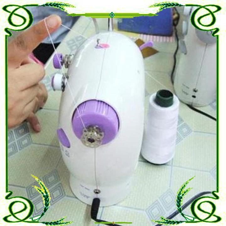 [RẺ VÔ ĐỊCH] Máy may mini để bàn Mini Sewing Machine GD0057  KHUYẾN MÃI