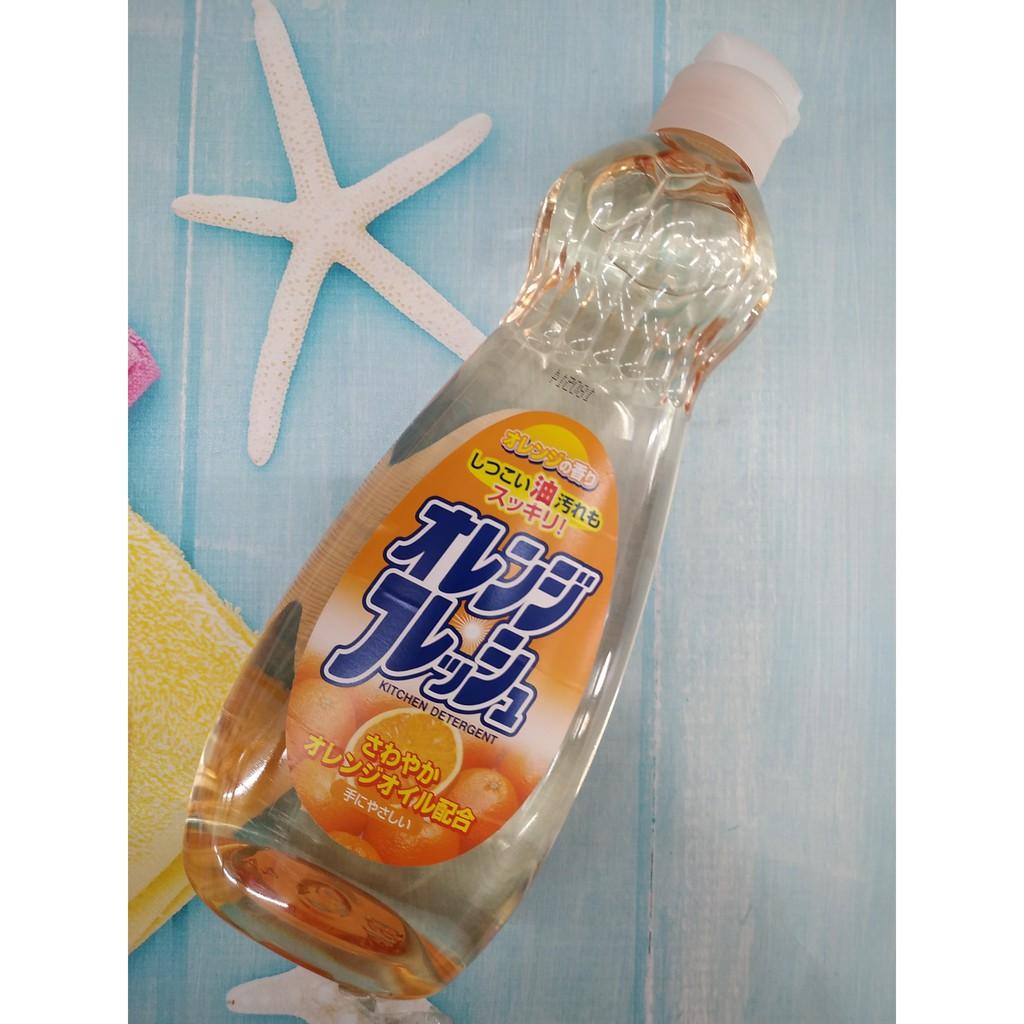 Nước rửa chén đĩa hương cam 600ml Mã sản phẩm: 4903367301437 ...