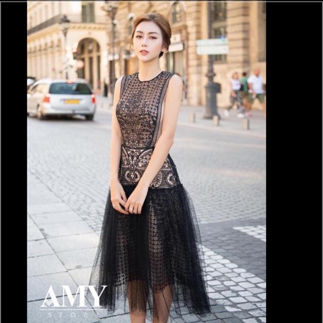 Váy ren AMY