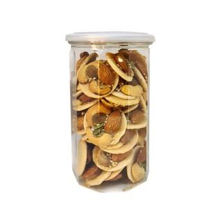 350g Bánh đồng tiền mix hạt/ ăn kiêng/giảm cân/keto
