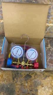 Bộ Đồng hồ nạp gas lạnh