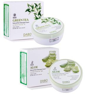 Kem massge trắng da căng cơ chiết xuất thảo dược Dabo Hàn quốc ( 200ml) thumbnail