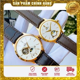 Đồng hồ Cặp đôi Orient Bambino Sun & Moon 2021 RA-KB0003S10B RA-AS0102S10B thumbnail