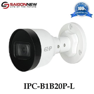 Camera IP hồng ngoại 2.0 Megapixel DAHUA IPC-B1B20P-L thumbnail