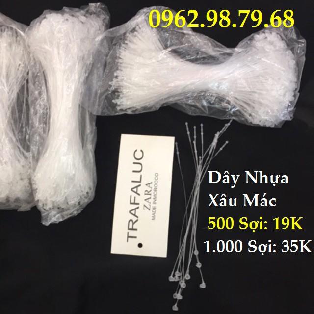 Dây Nhựa Xâu Mác 1.000 Sợi Xâu Tay