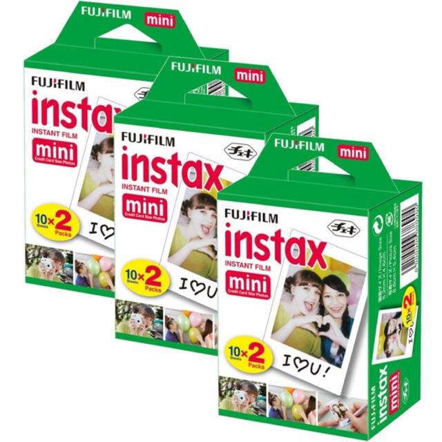 Film INSTAX MINI - Film máy chụp hình lấy ngay - DATE 2016