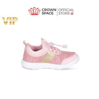 Giày Thể Thao Bé Trai Bé Gái Đi Học Siêu Nhẹ Êm Crown Space UK Sport Shoes CRUK8023