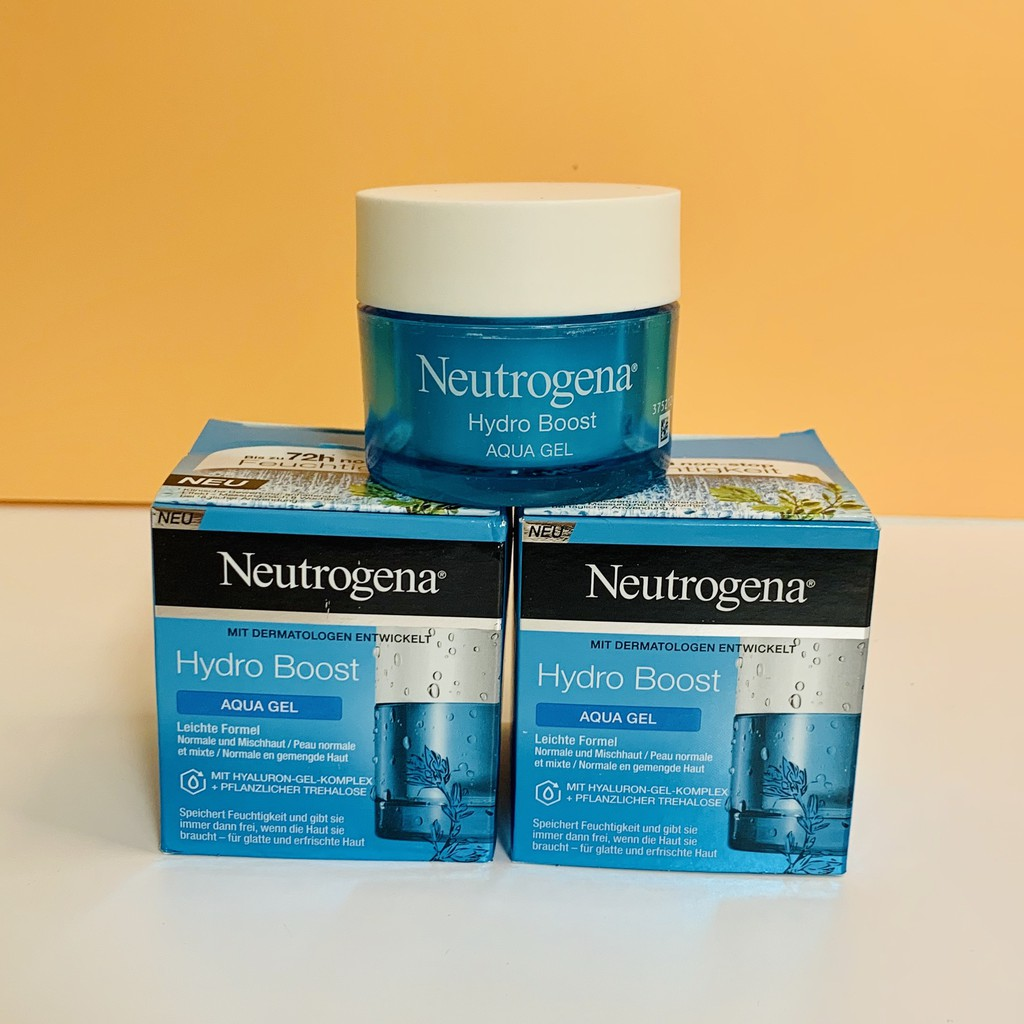 ⚜️FREESHIP⚜️Kem dưỡng ẩm Neutrogena Hydro Boost Gel Cream
