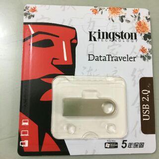 USB 2.0 kingston chống nước dung lượng 128GB - chính hãng