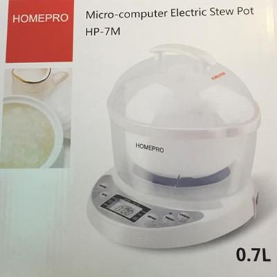 Nồi chưng yến đa năng siêu tiện lợi Homepro HP-7M Chính Hãng