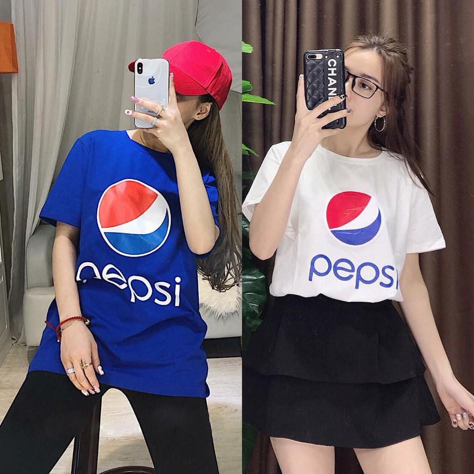 Áo Thun Nữ Ngắn Tay Pepsi Thời Trang Zenkocs3 WM TOP 103