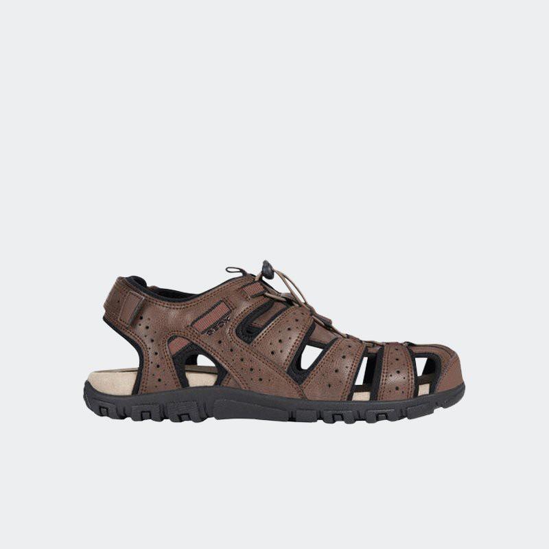 Giày Sandals Nam Geox U S.Strada B
