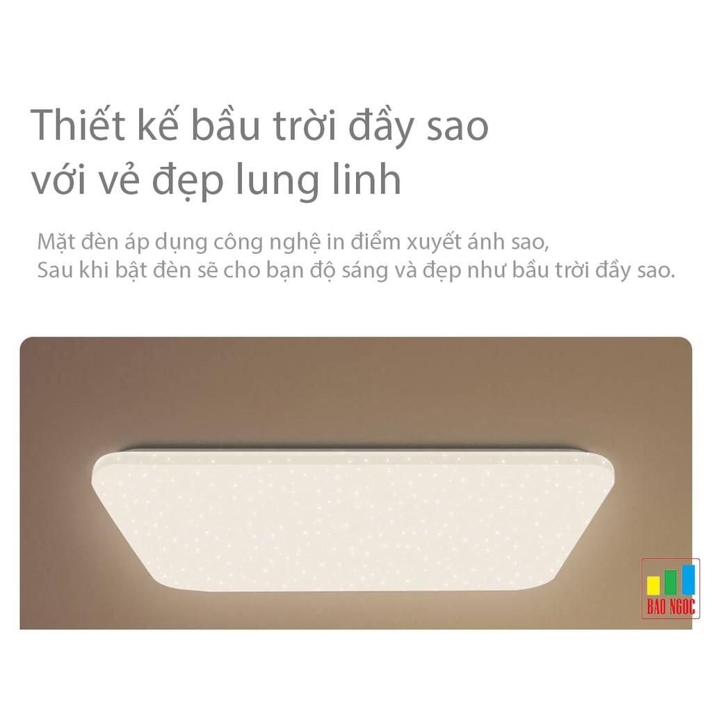 Đèn trần Xiaomi Yeelight A2001C450 A2001C550 A2001R900 bầu trời sao