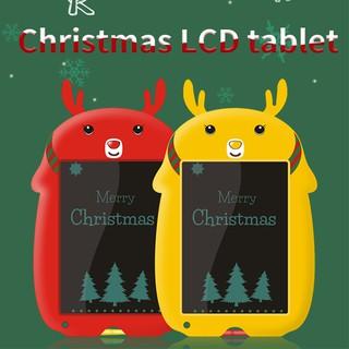 Bảng viết điện tử tự xóa cho trẻ em mẫu Noel