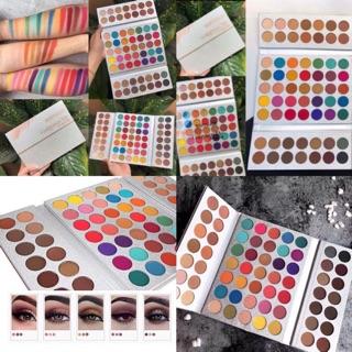 Bảng mắt 63 ô Beauty Glazzed thumbnail